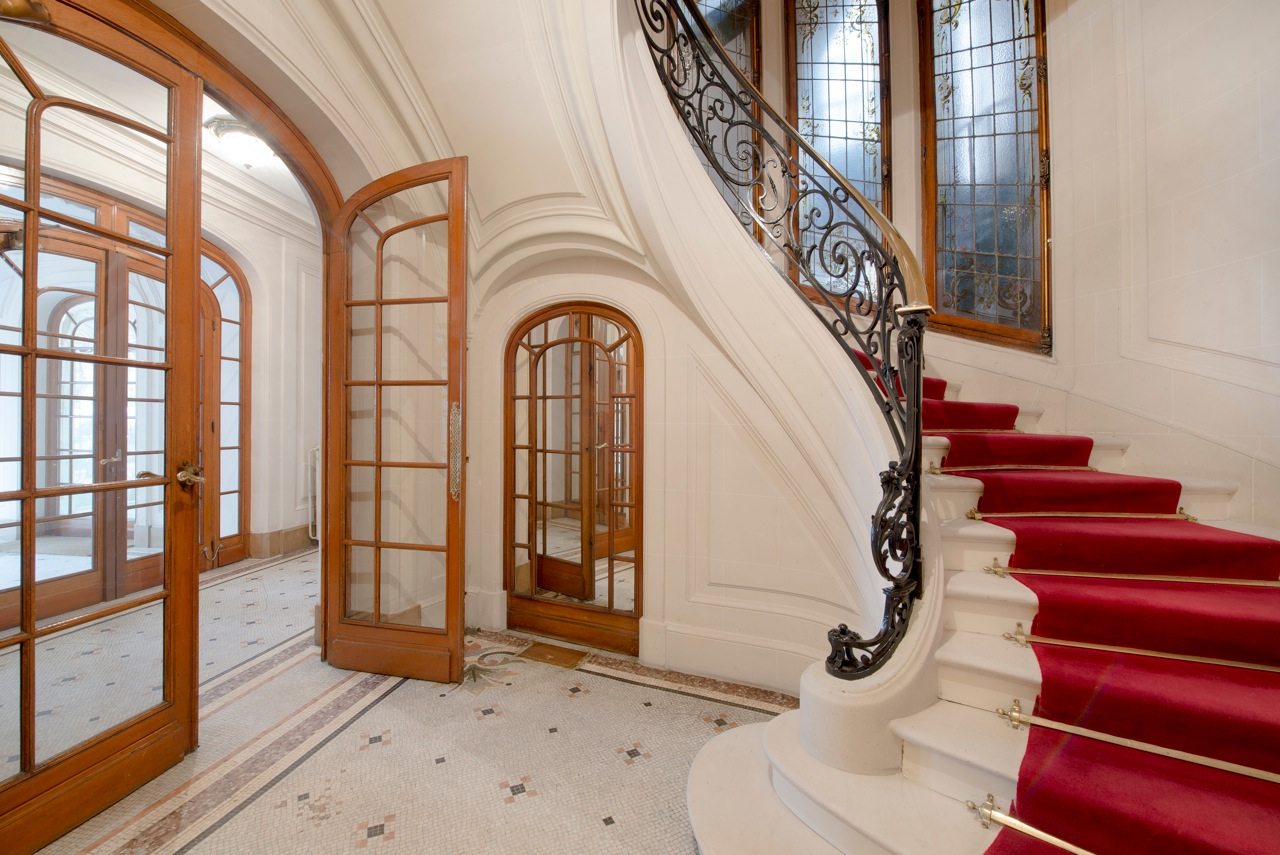 Paris xvi alma 200m dernier tage vue tour eiffel 3 chambres 2 750 000 fai - Appartement hal ...